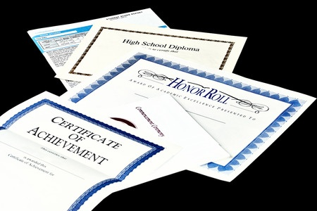 academic awards to earn for college position u 4 college